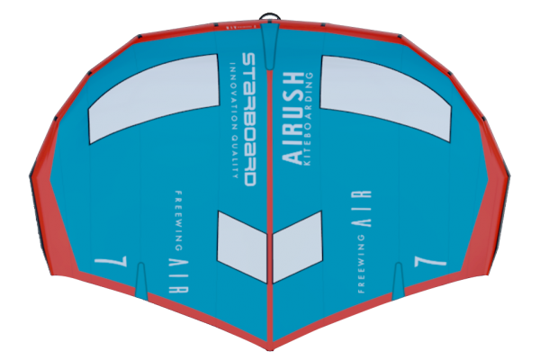 Airush Freewing V2 Teal / Red