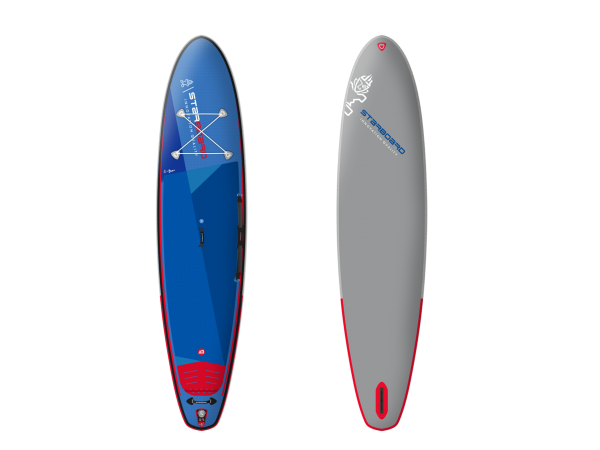 """Starboard Inflatable Sup 10'8"""" x 33"""" x 6"""" Mini Go Deluxe SC 2021"""