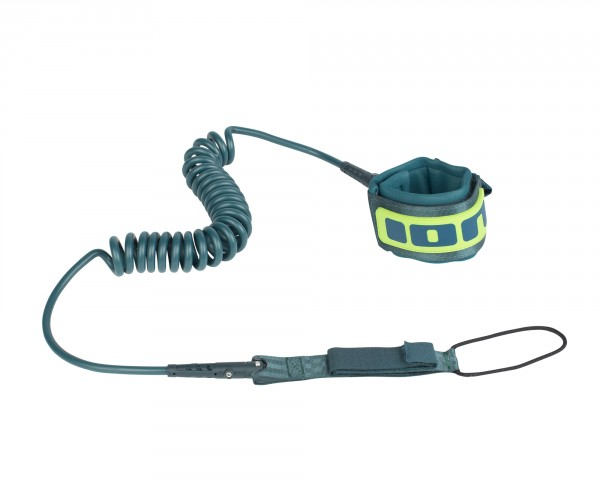 ION SUP Leash coiled / kneestrap