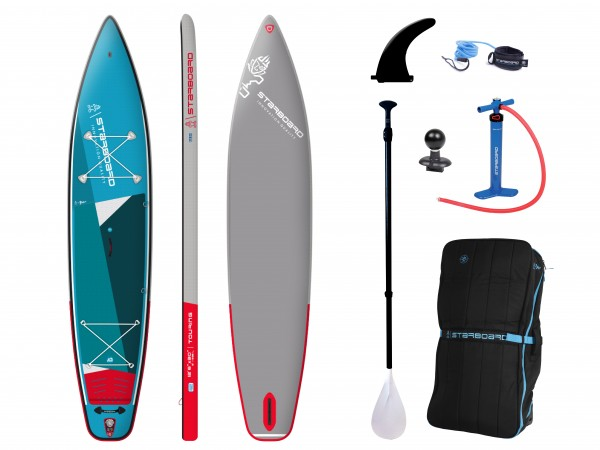 Starboard Inflatable Sup Touring 12´6 Zen Set SC